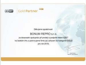 certifikat ESET